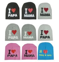 New Baby hat Cotton Knitted Warm Beanie Hat for Toddler Baby...