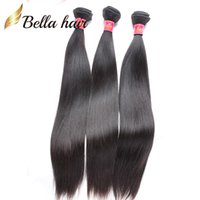 "Cheap Virgin Hair Bundles 8"" - 30"" Indian Human Stra..."