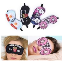 Hot Sale 3D Printing Sleeping Eye Mask Lovely Eye Care Shade...