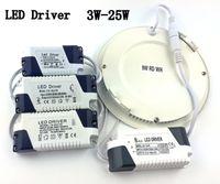 BSOD LED 드라이버 3W / 4W / 6W / 9W / 12W / 15W / 18W / 24W LED Pannel Light Downlight 용 정전류