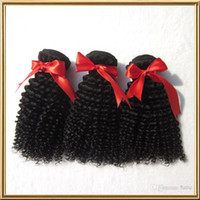 Top Grade 7A factory price afro kinky curly deep wave natura...