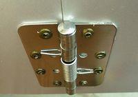 3 inch roestvrijstalen veer automatische sluiting scharnier automatische poortdeur stop deur Dichtere deurscharnier 360 | Lot 002-2