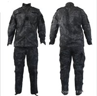 Tactical Rattlesnake Mandrake BDU Uniform Combat Suit Set Sh...