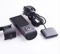Çift Lens Araba DVR X3000 R300 Dash Kamera GPS ile G-Sensor Kamera 140 Derece Geniş Açı 2.7 inç Kam Video Kaydedici