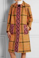 Luxusfrauen Gird Mantel Single Breasted Long Graben 5111584