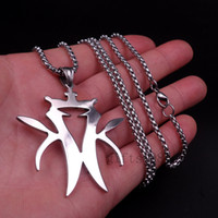 COOL SILVER CHARM KOTTONMOUTH KINGS KING KMK PENDANT ICP 30INCH NECKLACE