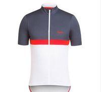 2016 Rapha Bisiklet Formaları Kısa Kollu Yaz Bisiklet Gömlek Bisiklet Giysileri Bisiklet Aşınma Rahat Nefes Sıcak Yeni Rapha Formalar