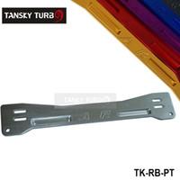 新しいASRリアサブフレームブレース/ ASRサブフレーム補強ブレース陽子/三菱シルバー、ゴールデン、ブルー、紫色、赤、ブラック、新工作TK-RB-PT