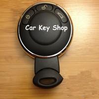 Nagelneues Ersatzoberteil-intelligenter Fernschlüsselkasten Fob 3 Knopf für BMW Mini