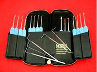 Haoshi 20pcs 스테인레스 스틸 / 봄 철강 자물쇠에 대한 Picklock 도구 잠금 자물쇠 도구 자물쇠 선택