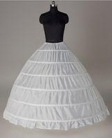 6 طارة ثوب نسائي ل الكرة ثوب ثوب الزفاف اكسسوارات فساتين quinceanera أحمر أسود أبيض 110-120 سنتيمتر القطر داخلية قماش قطني