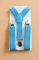 20pcs Turquoise Suspender Baby Gift Work Ready Look
