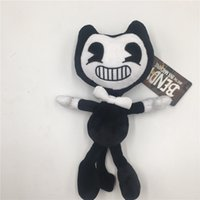 New Game 10pcs Lot 28cm Bendy and the Ink Machine Plush Doll...