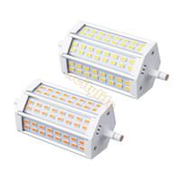 1x R7S LED 20W SMD 5730 118mm J78 LED ampoule de lampe d'ampoule AC85-265V Remplacer le projecteur halogène