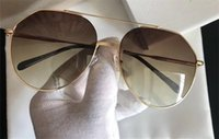 Luxury Brand Sunglasses Summer Style 0228 Yellow Lens Women ...