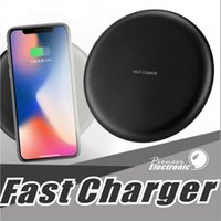 New Fast Quick Qi wireless charger charging 9V 1. 67A 5V 2A p...