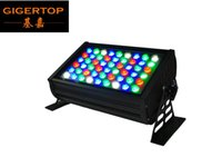 Professional LED 54x3W Wall Washer Aluminum Case Waterproof ...