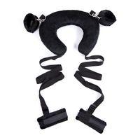 Bondage Handschellen SM Game gebundene Fesseln Alternative Erwachsene Spielzeug flirtend Vorräte # R46