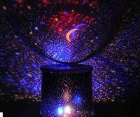 LED yansıtma lambası şaşırtıcı gökyüzü yıldız ana gece projektör ışık lambası güzel yıldızlı noel hediyesi en iyi çocuk oyuncakları ücretsiz kargo