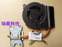 100% nouveau refroidisseur d'origine 643259-001 pour radiateur de refroidissement pour HP G4 G6 G7 G4-1000 G6-1000 G7-1000 avec ventilateur 4GR13HSTP40