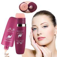 Maycheer Snail Healing BB Cream Multi-Effect Makeup Base Creme Regenerativ Oljekontroll SPF 30 Sun Block Skönhet Hudvårdsprodukter