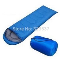 Wholesale- Cheapest Free Shipping Winter Outdoor Sleeping Bag...