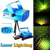 2015 neue Mini LED RG Laser Projektor Bühnenbeleuchtung Anpassung DJ Disco Party Club Light Kostenloser Versand