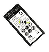 5 adet / lot 3800mAh EB-BG900BBC Yedek Akü İçin Samsung Galaxy S5 SV i9600 G900A G900T G900V G900P Piller Batterij Bateria Batterie