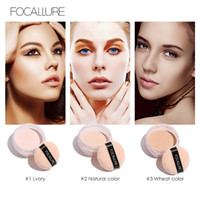 FOCALLURE New Brand Makeup Powder 3 Colors Loose Powder Face...