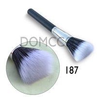 50pcs lot Hottest Professional Makeup brush 187 Foundation B...