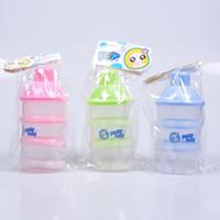 120 Ml Baby Food Supplement Storage Box Baby Milk Cartridge