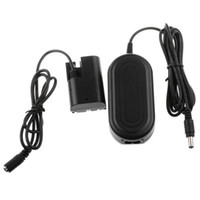 ACK- E6 AC Power Adapter For CANON EOS 60D 7D 6D 5D Mark II I...