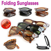 high quality Folding Sunglasses brand Sunglasses Classic Fol...
