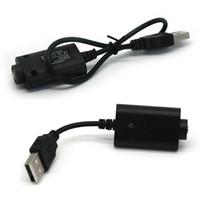 كابلات USB قصيرة وطويلة الأمد لشحن البطاريات eGo 510 ذات الرؤية اللولبية للبطارية Spinner eGo-T