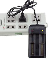 無料のDHL、40ピースの真新しいNanfu ACデュアルバッテリーチャージャー26650 18650 14500 3.7V充電式バッテリーLED懐中電灯(HG-1206I)