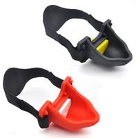 大人のシリコーン小便便器の口のおもちゃのための4ピースのボールスレーブBDSM男性女性エロゲームA331