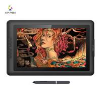 XP-Pen Artist15.6 IPS Drawing перьевой дисплей Графика монитор Рисование с батареи без пассивной Стилус (8192 уровней давления)