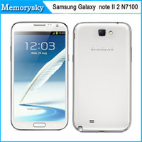Samsung Galaxy Note II N7100 5. 5inch Quad core 2G 16GB Refur...