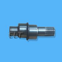Vilebrequin TZ200B1009-01 Gear de manivelle pour PC60-6 PC75 SK60 Final Drive Boîte de vitesses