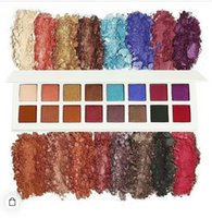 NEW 16- color eye shadow Make- up eyeshadow palette Pearl and ...