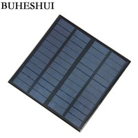 HOT 3W 12V Mini Solar Cell Polycrystalline Solar Panel DIY P...