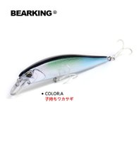 Bearking A+ 2017 hot model fishing lures hard bait 7color fo...