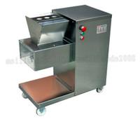 NUEVO eléctrico 110v 220v QW Modelo Cortadora de carne de pollo Máquina cortadora de carne 800 KG / hr Maquinaria de procesamiento de carne MYY