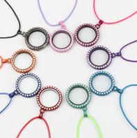 30 мм 9 цвет живой памяти плавающей сердце медальон кулон ожерелья бесплатно 100 шт. подвески ювелирные изделия выводы компоненты