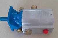 Pompes à engrenages hydrauliques Fendeuses de bûches CBNA-10.9 / 3.6 Vannes 13GPM pour presses à découper le bois de chauffage