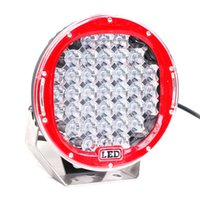 10INCH 225W LED ضوء العمل جرار شاحنة 12 فولت 24 فولت IP68 SPOT الطرق الوعرة الصمام ضوء محرك LED Worklight ضوء خارجي seckill 96W 111W 160W 185W
