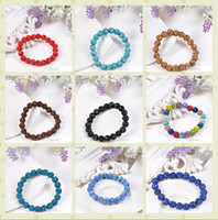 Shamballa Crystal 10mm Beads Bracelets Macrame Disco Ball brillante Pulseras elásticas Brazalete de la joyería Cheap China wrap charm pulseras 50pcs / lot