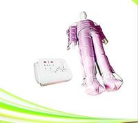portatile presoterapia vacumterapia detox aria sottile compressione gamba massaggiatore sistema di terapia di compressione aria massaggiatore