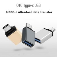 Metal Keychain Type-c Adapter Kits Usb To Type C Otg Converter For Google Pixel Xiaomi Qjy99 Computer & Office