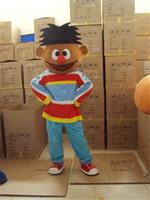 Mascot Costume Elmo Boy Christmas Lovely Elmo Boy The Best M...